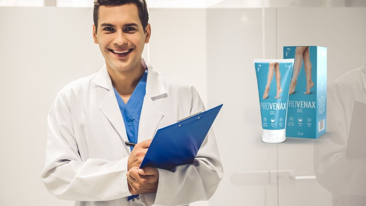 ProVenax Gel - ingredienti, recensioni, prezzo, effetti, dove acquistare, farmacia