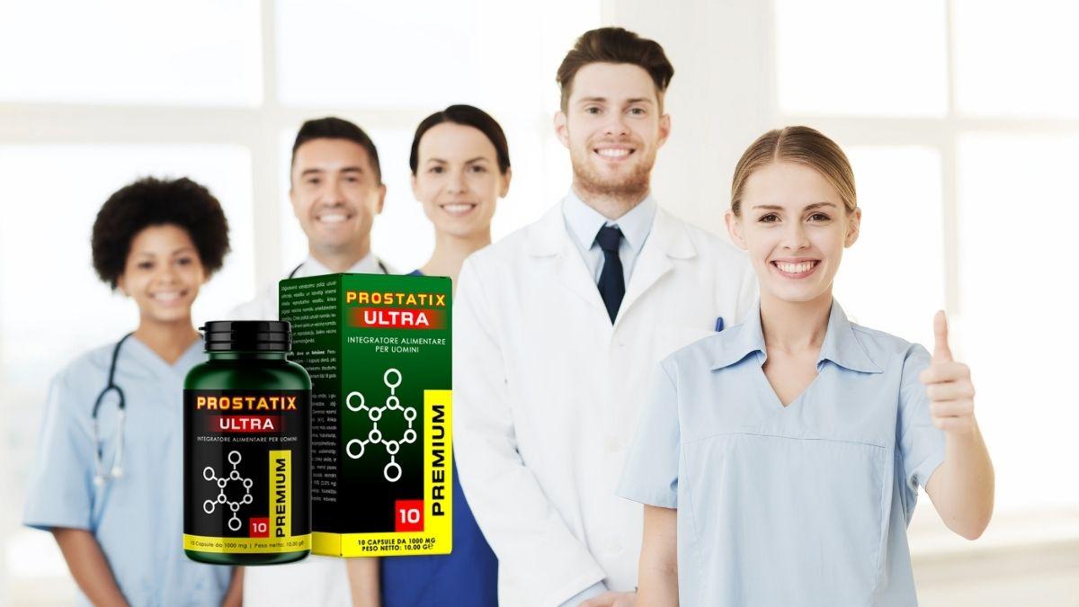 Prostatix Ultra - ecco le opinioni dei medici e recensioni dai forum per capire se funziona